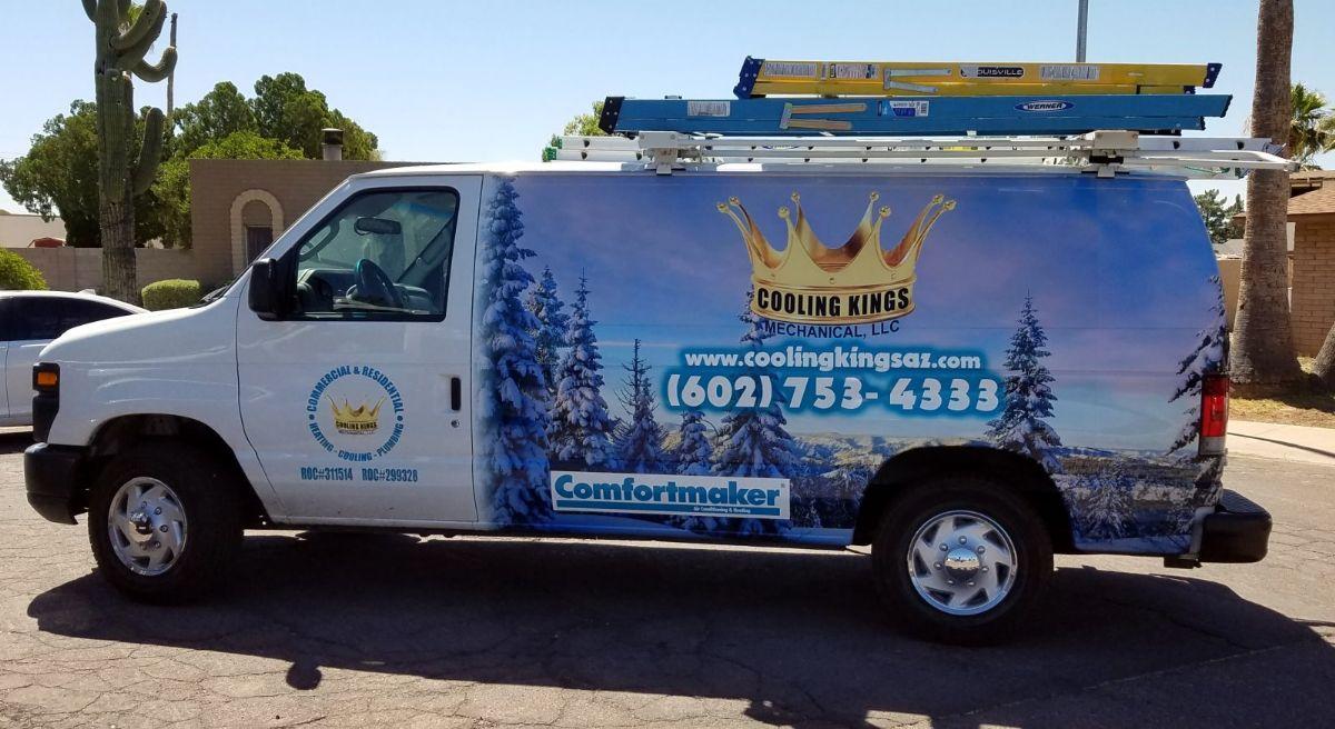 HVAC Repair Glendale AZ