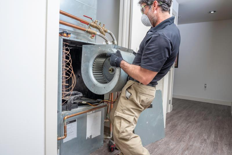 Get Ductless Mini Split AC System Repair Near Me